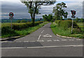 SK7017 : Junction of A607 and Gaddesby Lane by Mat Fascione
