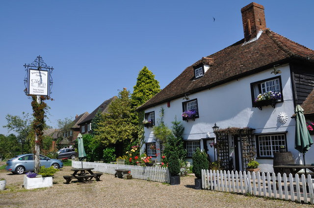 Blacksmith's Arms at Wormshill