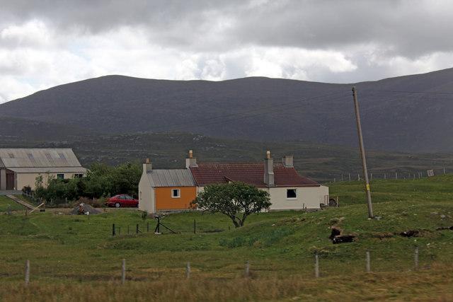 Croft at Airidh a Bhruaich
