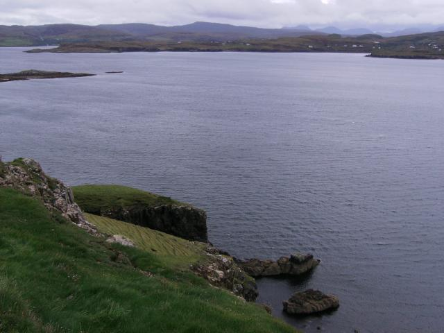On the SE Coast of Oronsay