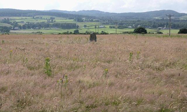 Windhill standing stone