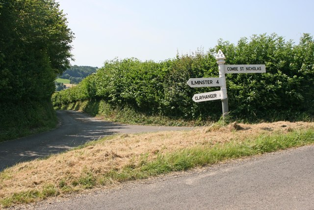 Road to Clayhanger