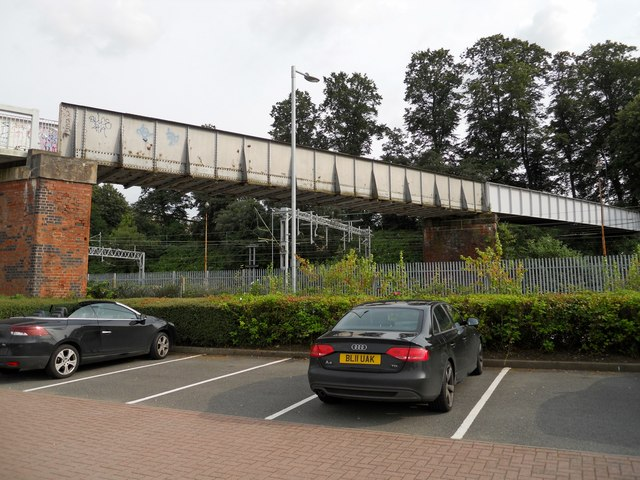 Coventry Footbridge