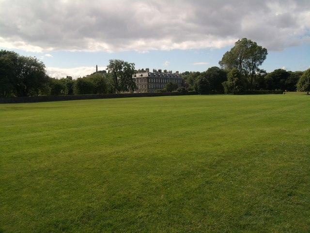 Holyrood Palace, Canongate
