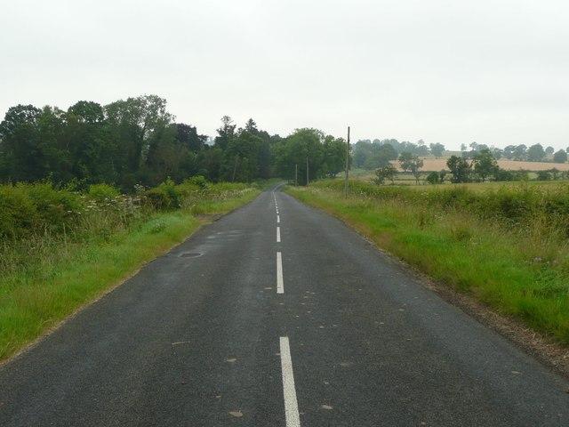 Road to Glanton