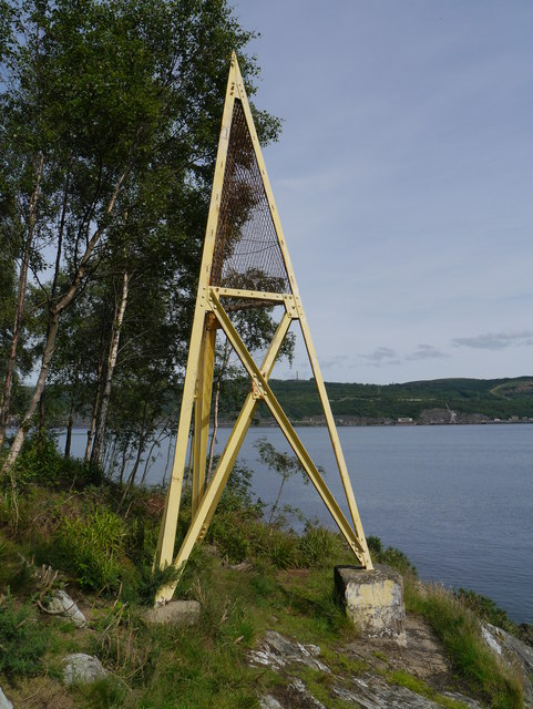 Shepherd's Point Navigation Beacon