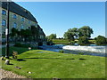 TL1197 : Mill House on the River Nene at Water Newton by Alexander P Kapp
