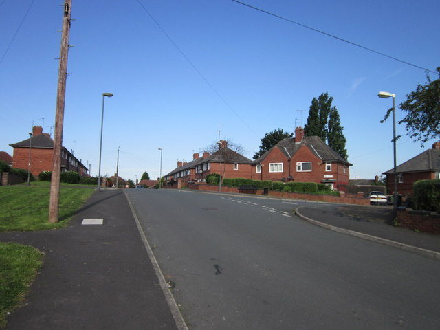 East Grange Road, Woodhouse Hill