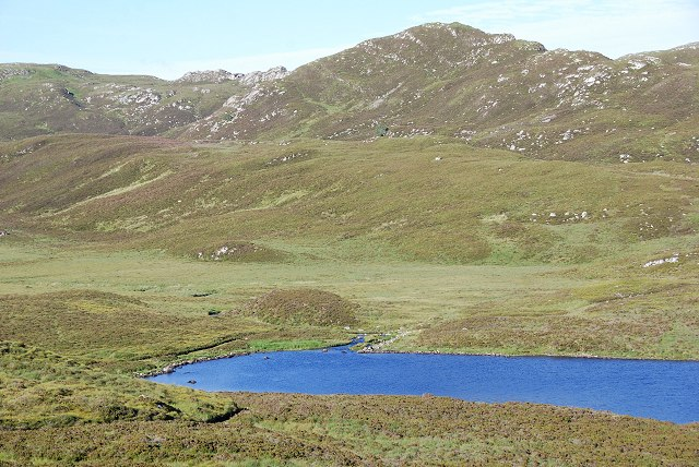 Loch Gainmheach