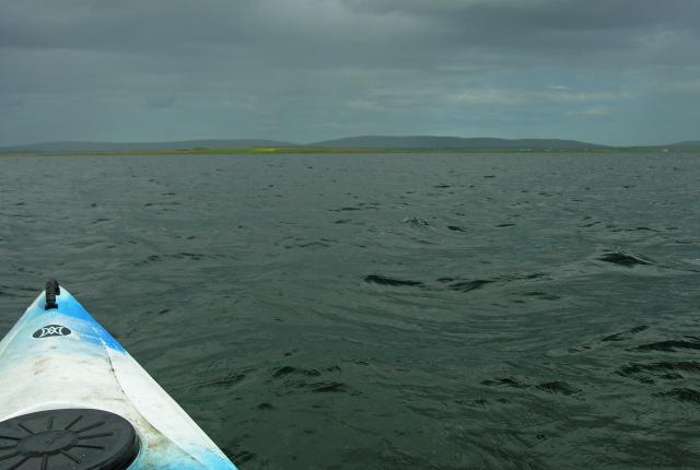 View across Loch of Stenness