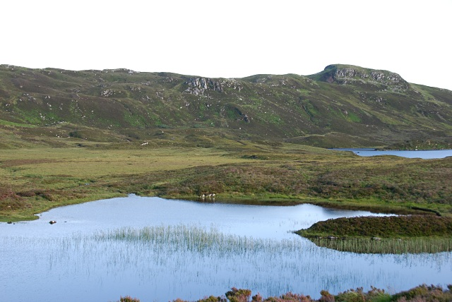 Between two lochs