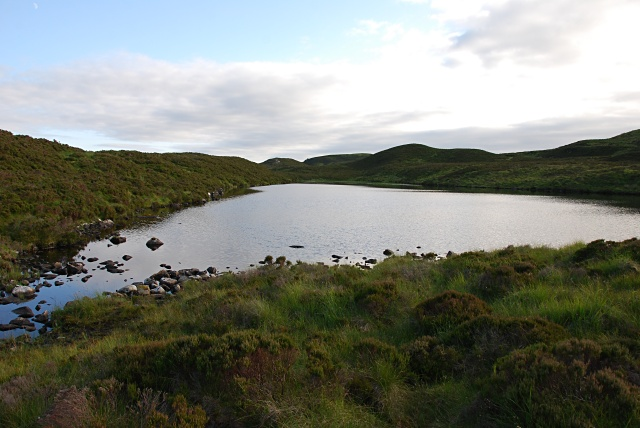 Loch nan Cèard Beag
