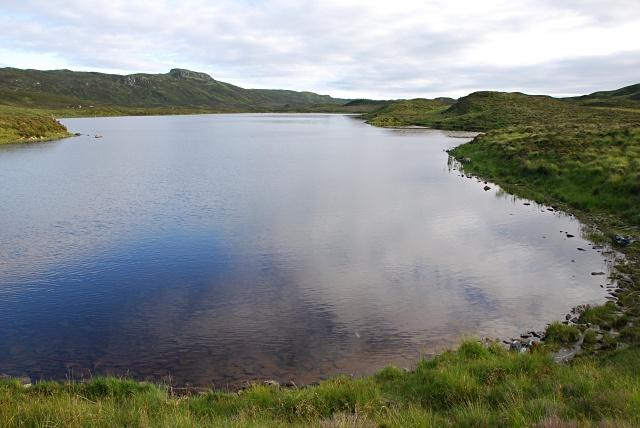 Loch nan Cèard Mòr