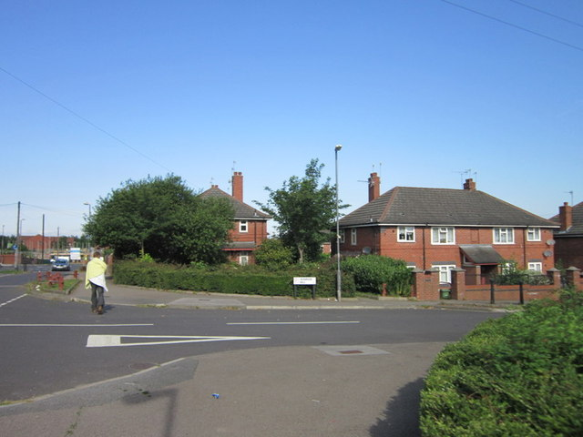 Winrose Crescent at Winrose Hill