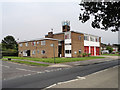 TQ5190 : The Fire Station Rise Park by Phil Gaskin