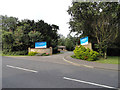 TQ5091 : Havering Court Nursing Home Entrance by Phil Gaskin