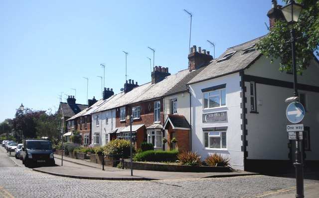 High Street Houses, Rickmansworth