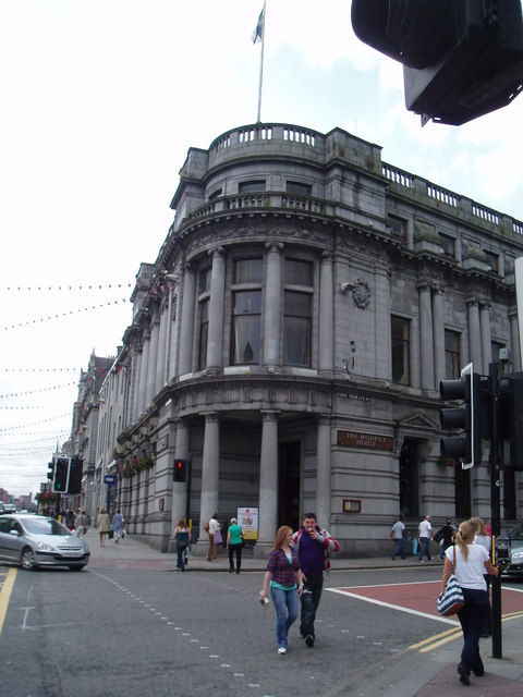 1 Union Terrace Aberdeen