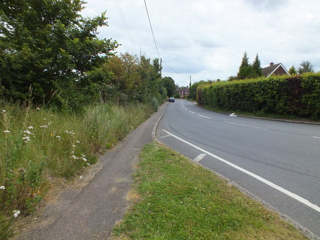 Sharpenhoe Road