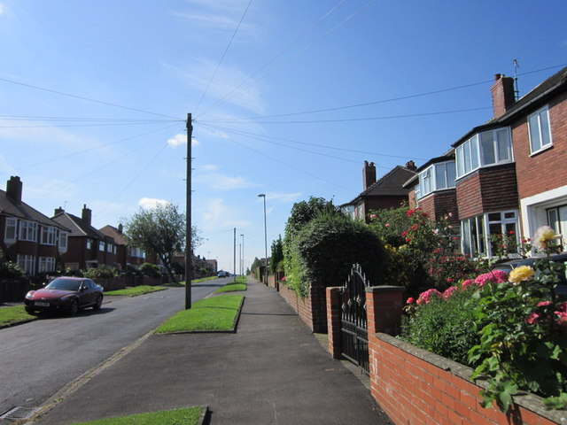 North Lingwell Road, Middleton