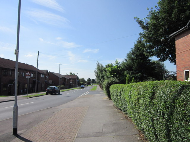 Lingwell Road, Middleton