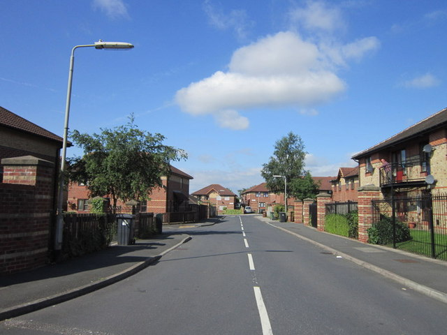 Lingwell Approach, Middleton