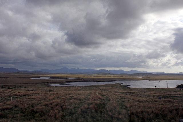Loch Acha Mòr