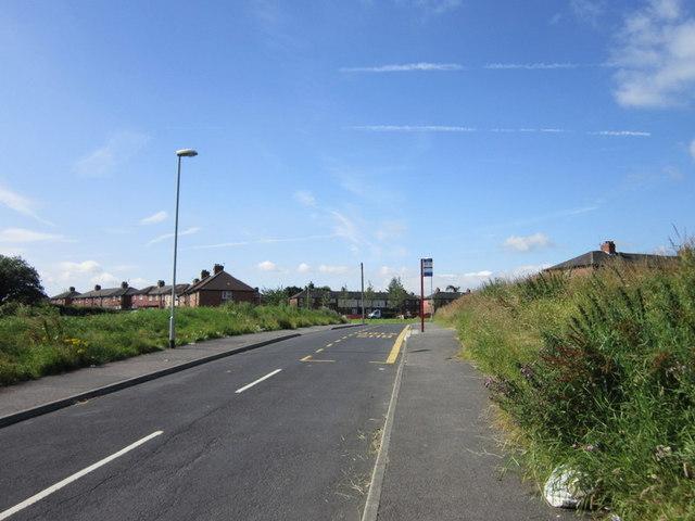 Thorpe View off Thorpe  Road, Middleton