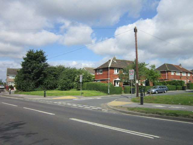 Thorpe Mount off Thorpe Lane