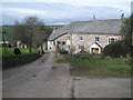 SX8353 : Rise-and-fall roof to cottages, Capton by Robin Stott