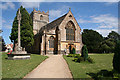 ST6718 : Milborne Port: St John the Evangelist church by Martin Bodman