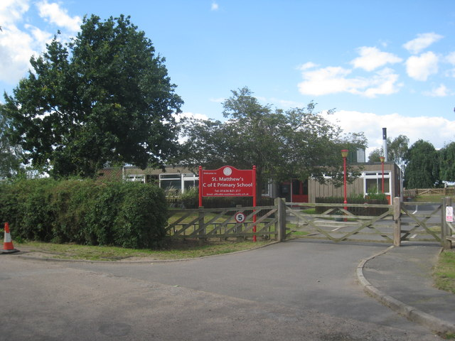 St. Matthew's Church of England Primary School, Normanton on Trent