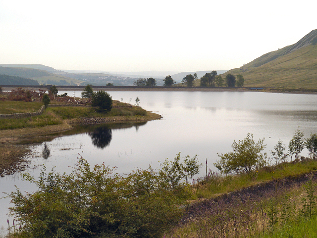 Calf Hey Reservoir