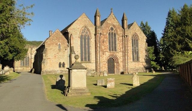 St Michael, Ledbury