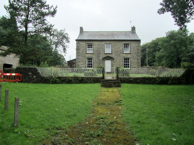 Dwelling at Grunsagill