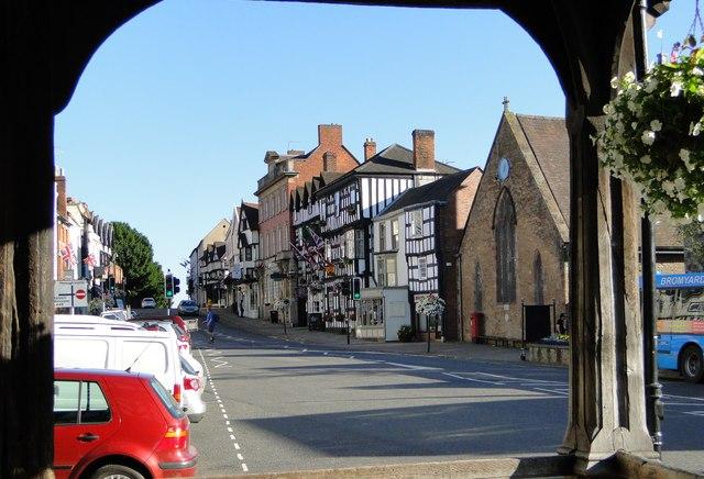 High Street, Ledbury