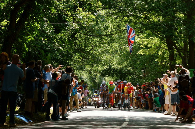Olympic Games 2012 - Men's Road Race
