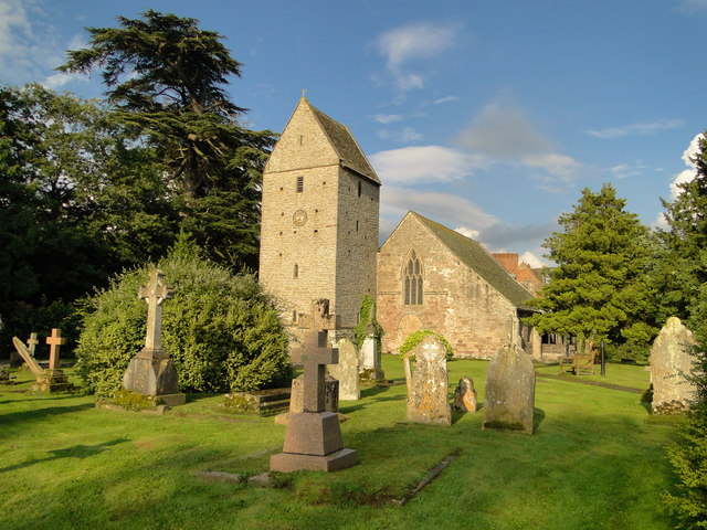 St James, Kinnersley