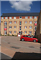 ST6718 : Milborne Port: new apartments at Old Tannery Way by Martin Bodman