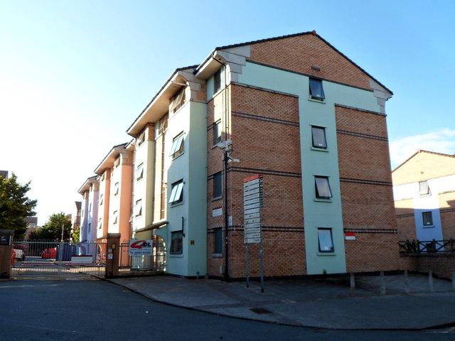 Llys Tal-y-bont Halls of Residence, Cardiff