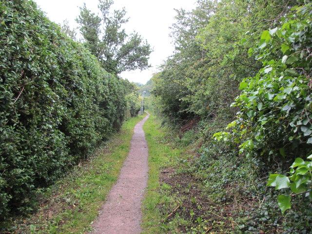 Bridleway to Bryn Y Bia Road
