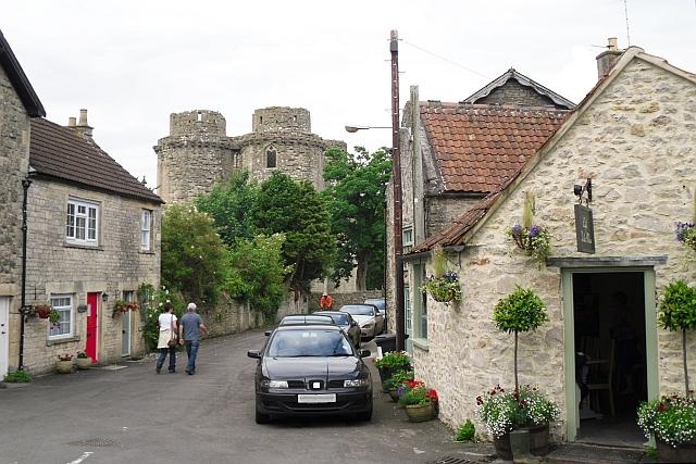Castle Street, Nunney