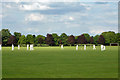 TL6805 : Cricket match, Writtle by Robin Webster
