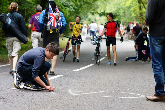 Preparing for the Olympic Road Race