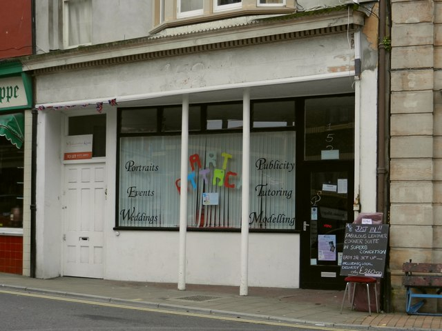 Art Attack, 152 High Street, Ilfracombe