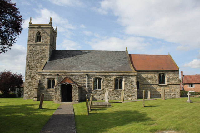 All Saints Church, North Scarle