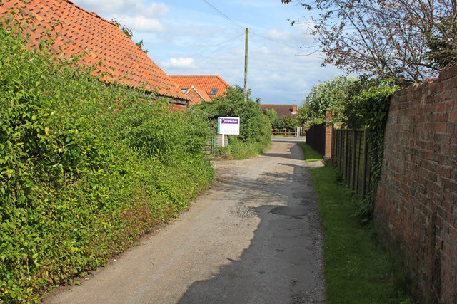 Blacksmith's Lane