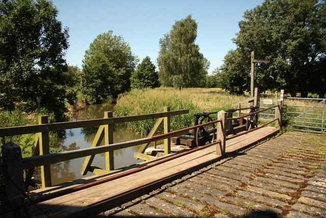 Mill bridge