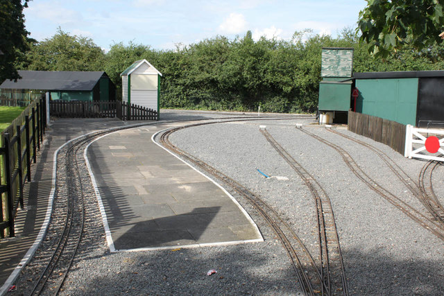 North Scarle miniature railway