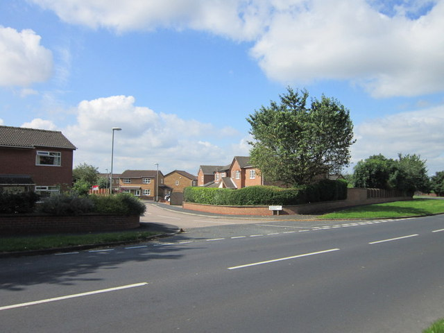 Rembrandt Avenue off Constable Road